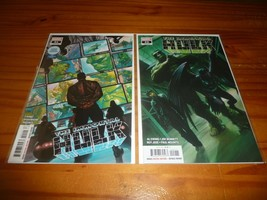 THE IMMORTAL HULK #21 and 22 Set Alex Ross Covers 1st Print NM! - $8.90