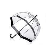 Fulton® - Parapluie cage d'oiseau - noir - $37.99