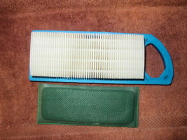 Briggs & Stratton Air Filter and  Pre Filter Replaces 697153, 795115,  6... - $7.83