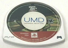 Grand Theft Auto Vice City Stories Sony PSP UMD Game Only Tested Action ... - $10.67