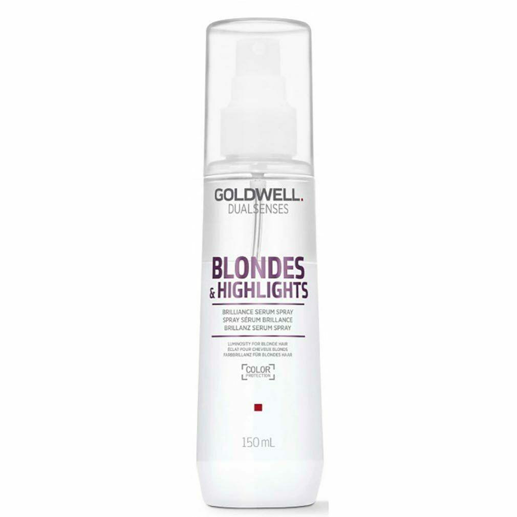 Goldwell Dualsenses Blonde Highlights Brilliance Serum Spray 5oz - $15.40