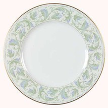 """ROYAL DOULTON~PALERMO PATTERN~GOLD TRIM~9"""" ACCENT LUNCHEON PLATE~DISH~MI... - $7.69"""