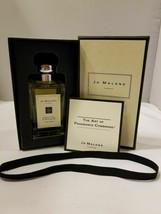 Jo Malone English Oak & Redcurrant Cologne 3.4 Ounce/ 100ML New! - $119.99