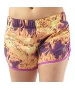 Adidas Women's Running M10 Q3 Shorts Summer Gym Sports Short S93895 Purple - £20.45 GBP