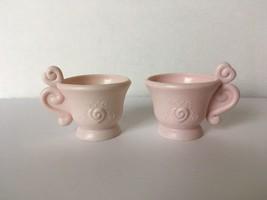 Little Tikes Tender Heart Tea Party Kitchen (2) Replacement Tea Cups - $7.95
