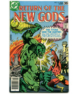 New Gods 16 17 18 19 NM 9.0 DC Volume 1 1977 4 pc Run Lot Return of - $49.49