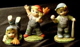 Baseball Player Figurines  ( 3 Pieces) AA-192029 Vintage image 5