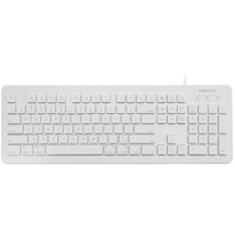 Macally 104-key Usb Keyboard MCYMKEYX - $864,36 MXN