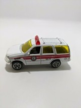 Matchbox Ford Expedition City Police Patrol Supervisor Toy SUV Suburban 1998 BR4 - $6.95