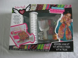 Fashion Angels Weaving Loom Kit Weave A Scarf And More Craft Set 8+ New - $36.93 CAD