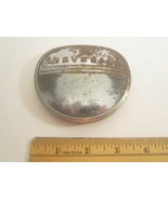 Vintage Metal 1940's CHEVROLET Horn Button Steering Wheel Center Cap [Y64H] - $33.60