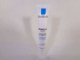 La Roche-Posay Effaclar Duo Dual Action Acne Treatment 0.7 fl oz {HB-L} - $13.10