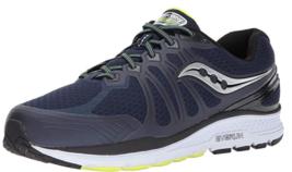 Saucony Echelon 6 Size US 9 2E WIDE EU 42.5 Men's Running Shoes Navy S20385-1