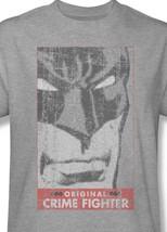 BATMAN ORIGINAL CRIME FIGHTER  T-SHIRT DC Comics Superhero Graphic Tee BM1633 image 3