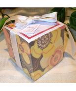 Vera Bradley Mini Note Cube with Sticky Notes B... - $6.95