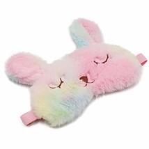 ZTL Cute Animal Eye Mask Soft Plush Sleep Masks for Women Girls Home Sle... - $11.93