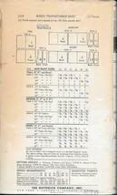 Vintage Butterick 2114 Misses' Proportioned Skirt - 34 Hips & 25 Waist -... - $12.00