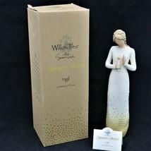 Willow Tree VIGIL Luminary of Love Hopefulness Healing Figure Demdaco 27538 - $39.88