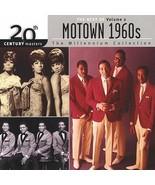 Various Artists ( Best of Motown 1960's Vol. 2  ) CD - $3.52