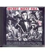 Secret Agent File Movie & TV Soundtracks Music CD MINT SEALED - $14.49