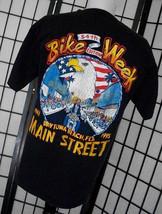 54th Annual Bike Week Daytona FL 1941 - 1995 Main Street stunning rare t... - $19.95