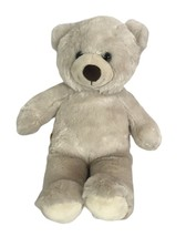 """Build A Bear Bear Collection Cream Color 15"""" Stuffed Animal Soft Toy Gift  - $11.64"""