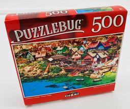 Landmarks Of Malta-Popeye Village - Puzzle - 500 Pcs - New - $4.70