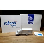 Winross Box Truck with Sleeper Roberts Express First Edition Series #12 ... - $19.95