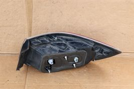 10-13 Mazda3 Mazda 3 Hatchback LED Outer Tail Light Taillight Driver Left LH image 6