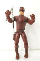 "Daredevil Movie Action Figure 2002 Marvel 6"" Affleck with Nunchucks - $7.92"
