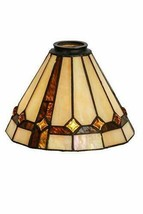 "Meyda Tiffany Belvidere Lamp Shade 8""W  138904 - $68.10"