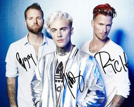 HIGHLY SUSPECT BAND GROUP SIGNED POSTER PHOTO 8X10 RP AUTOGRAPHED ALL ME... - $19.99