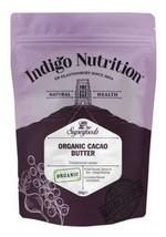 Indigo Herbs Beurre de Cacao Bio 250g  - $21.51
