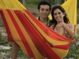 Hammock Mexican King Size - Authentic Hand-woven - Free Ship - $100.00