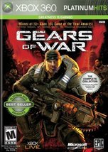 Gears of War (2-Disc Edition) -Xbox 360 [video game] - $31.99