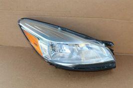 13-16 Ford Escape Halogen Headlight Lamp Passenger Right RH image 3