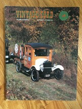 The Vintage Ford Magazine Model T Ford Club of America Sept Oct 1991 - $12.50