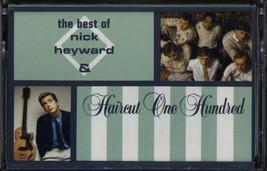 THE BEST OF NICK HEYWARD & HAIRCUT ONE HUNDRED 1989 UK CASSETTE ARISTA 4... - $27.33