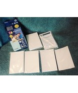 photo paper SEALED LOTS sheets Genuine Epson Hp - $45.00