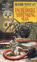 The Incredible Shrinking Man by Richard Matheson 1995, Paperback, 1st th... - $11.76