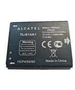 Battery For Alcatel PIXI 3 4 5 4027 4027A 4027D 4027X 4010 4012 4030 TLI... - $5.25