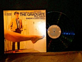 The Graduate Simon & Garfunkel Additional Music By Dave Grusin – AA-191756 Vin