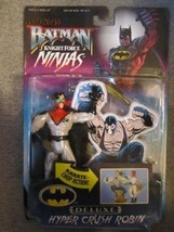 Batman Knight Force Ninjas Hyper Crush Robin - $44.55