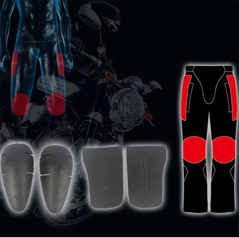 Men Fashion Professional Motorcycle Pants Casual Trousers Jeans Riding Pants Ove