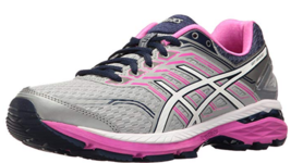 Asics Gt 2000 V 5 Taille Us 7 M (B)38 Femmes Chaussures Course Gris Rose