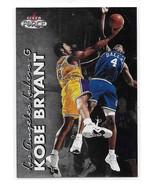 1999-00 Fleer Force Kobe Bryant   Base Card - $3.95