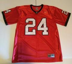 Nike Georgia Bulldogs Football Jersey Youth Large #24 - $29.69