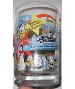 McDonald's Disney Drinking Glass 100 Years of Magic Donald, Mickey, Seven Dwarfs - $5.88