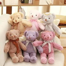 1pc 40cm Lovely Angel Bear Plush Toy Stuffed Animal Plush Doll Birthday ... - $20.90