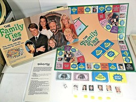 The Family Ties Game Board Game 1987 Vintage 87-300 Complete Minty Apple... - $27.08